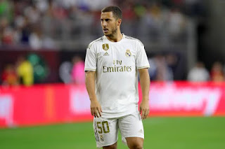 Real Madrid suffers Hazard injury blow