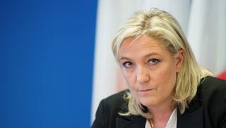 """زعيمة حزب التجمع الوطني الفرنسي تنتقد مسيرة """"أوقفوا الإسلاموفوبيا"""""""