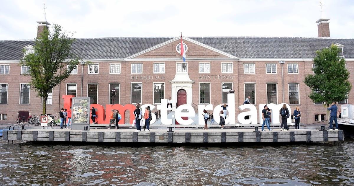 {Viaggi} Amsterdam - Parte 1