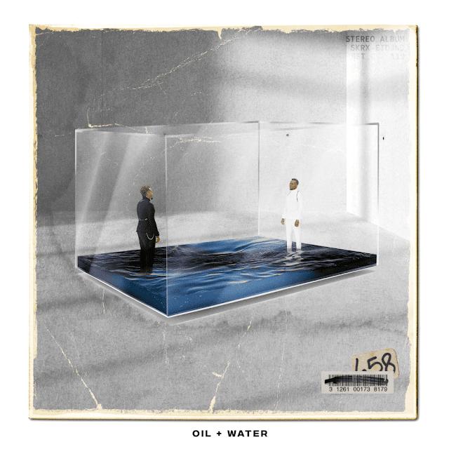 Album: Travis Greene – Oil + Water