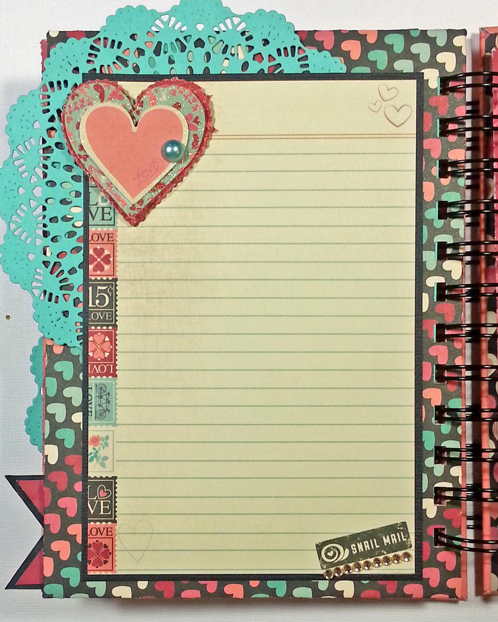"""Kathryn Scraps: New Mini Album: """"My Love"""" Envelope Album"""