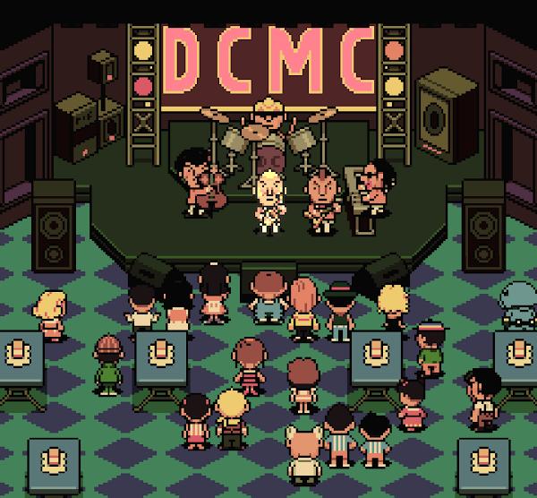 Mother 3 - Concierto DCMC