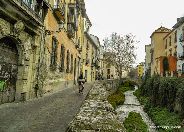 Carrera del Darro, Granada