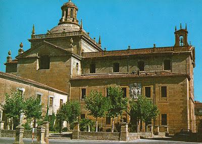 Ciudad Real, capilla, Cerralbo, postal