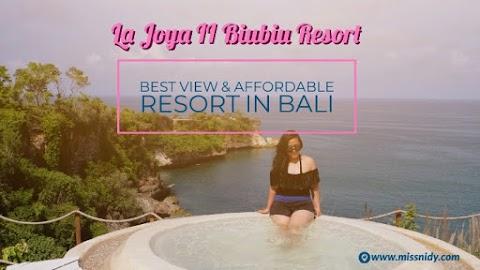 [Review] La Joya II Biubiu Bali - Jacuzzi di Pinggir Tebing Pantai