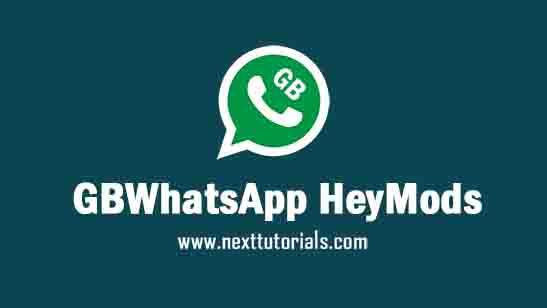 GBWhatsApp v17.50.0 Apk Mod latest version by HEYMODS,install Aplikasi GB WhatsApp Plus Anti Banned Terbaik 2021,tema gb whatsapp keren,wa mod anti banned