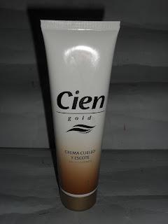 Crema para cuello escote Cien Gold de Lidl