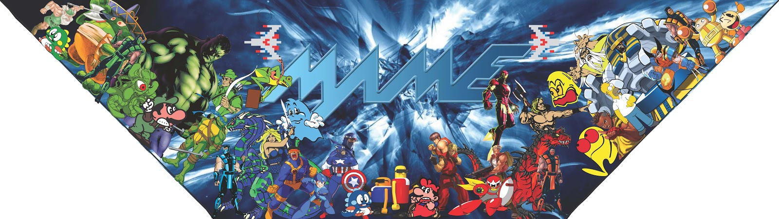 They Have A Vector Section That You Can Use For Your Arcade Art Now Without Any Further Ado Here Is My Cp Artwork