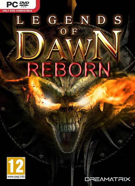 تحميل لعبة القتال Legends of Dawn Reborn