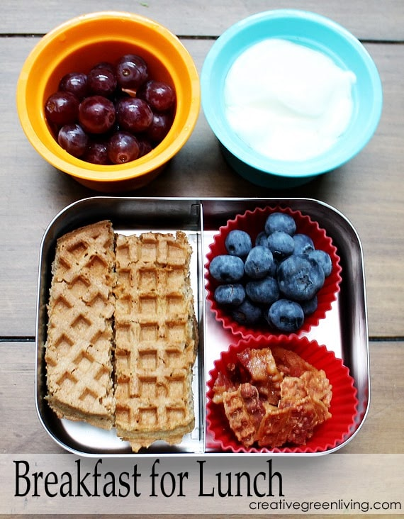 Ideas for breakfast for lunch