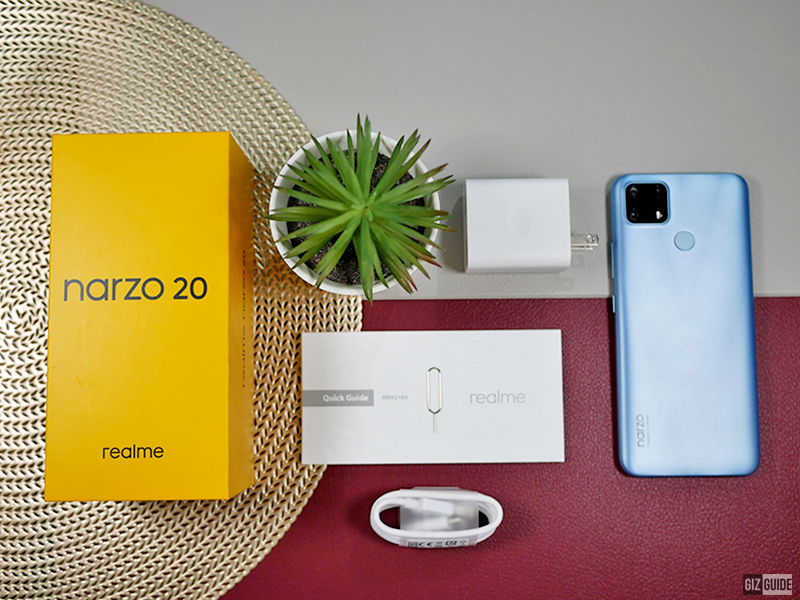 Watch: realme narzo 20 PH Unboxing and Full Review - Strong budget contender!