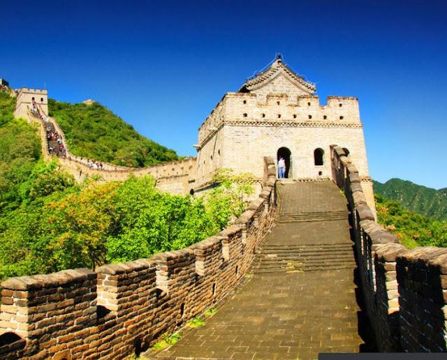 لماذا تم بناء سور الصين العظيم؟
