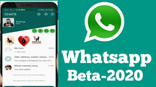 Whatsapp Beta version