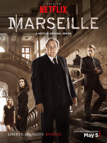 Marseille 1ª Temporda Torrent - WEBRip 720p Dual Áudio (2016)