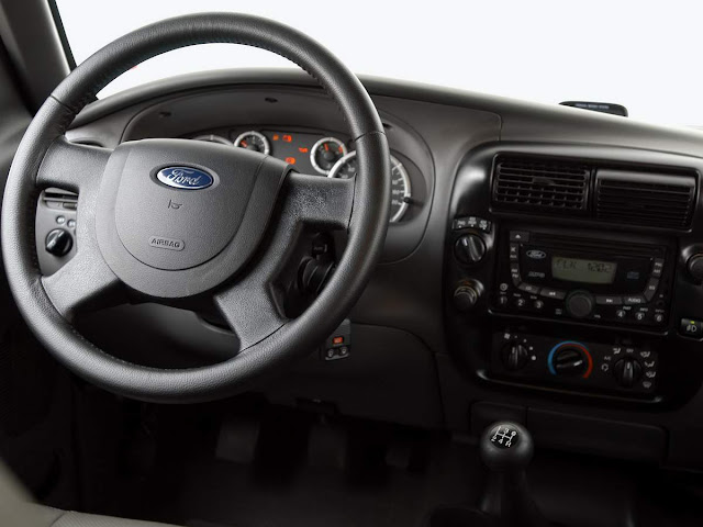 Ford convoca Ranger para recall por problema no airbag