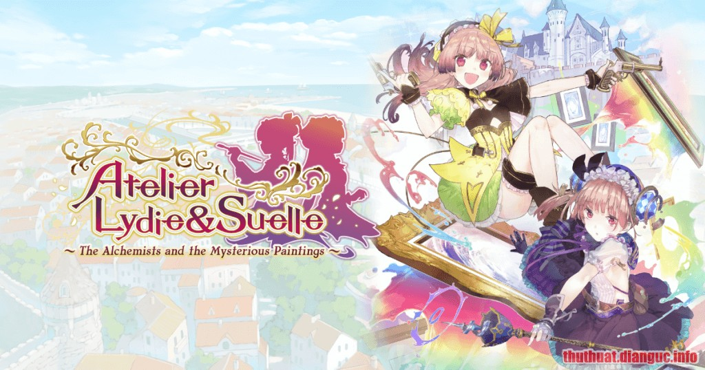 Download Game Atelier Lydie & Suelle: the Alchemists and the Mysterious Paintings