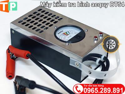 Máy kiểm tra bình ắc quy BT54