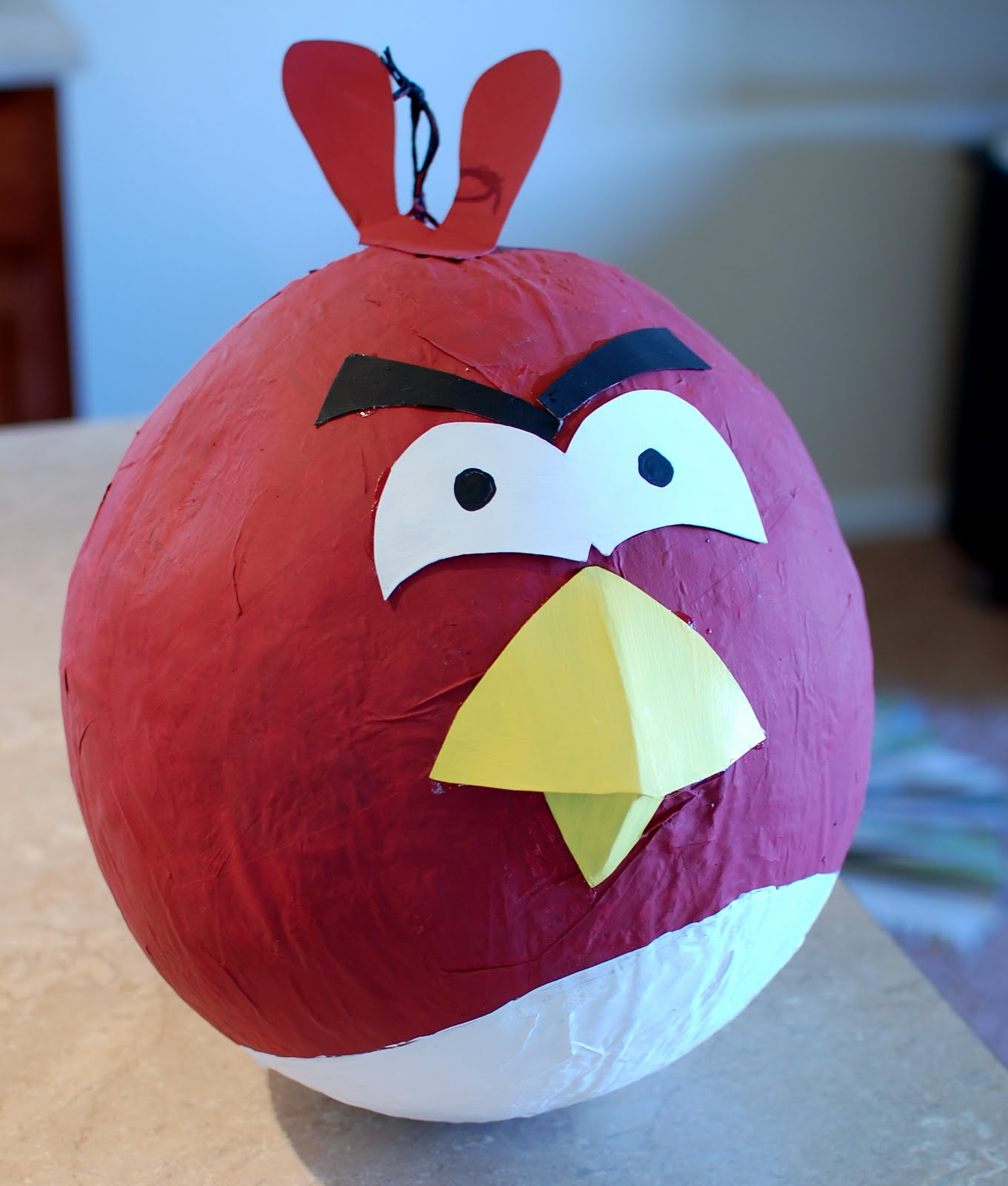 Christmas Party Game Ideas: The Copycat Crafter: Angry Birds Birthday Party