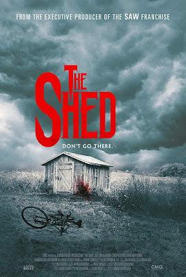 The Shed 2019 DVD R1 NTSC Latino