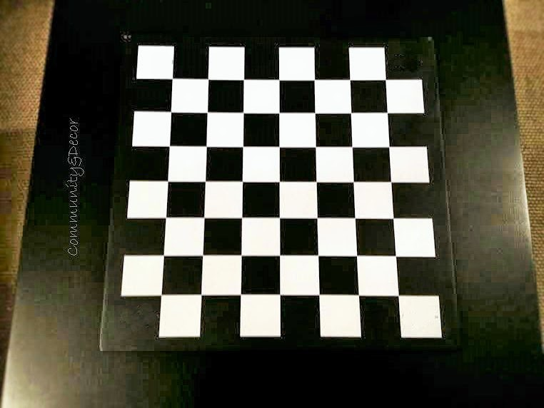 briconsejo para reutilizar un tablero de ajedrez