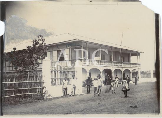 Cuartel de la Guardia Civil in Noveleta Cavite (1897)