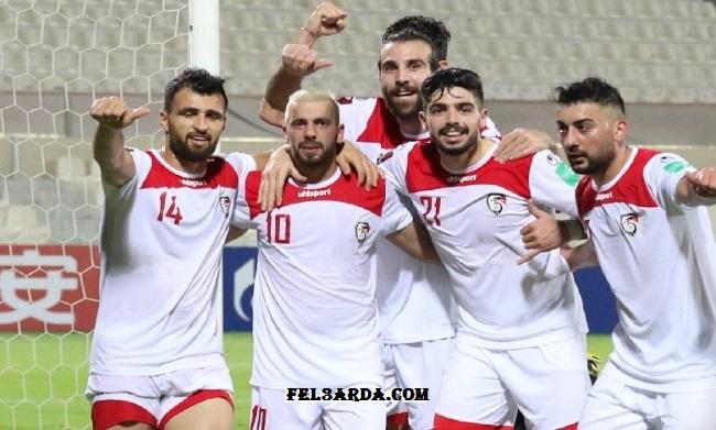 مباراة سوريا ضد الصين اليوم تصفيات كأس العالم اسيا