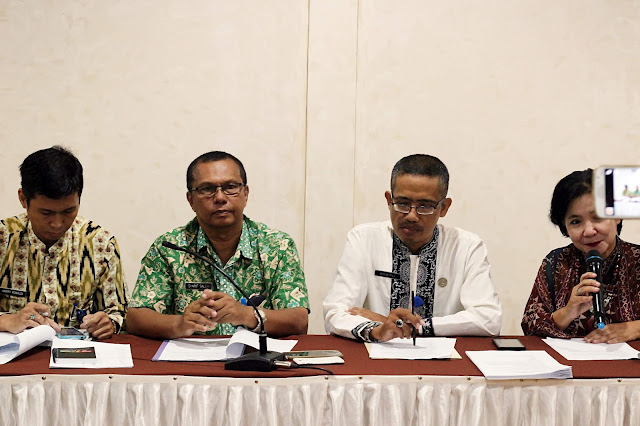 Press Conference Bersama Pemkot dan Pengembang Khatulistiwa Park