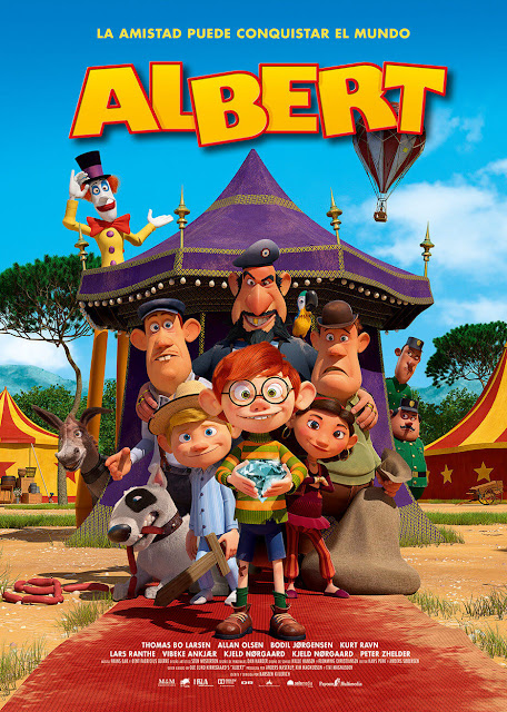 Cartel: Albert (2015)