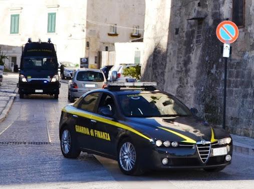 MATERA: in corso sequestri per 8,2 milioni di euro per reati contro la Pubblica Amministrazione