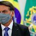 PRESIDENTE DE BRASIL DA POSITIVO A COVID-19