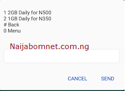 How To Activate Airtel Binge 2GB for N500 and 1GB for N350