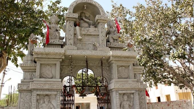 रावण का जनम स्थान बिसरख रावण टेम्पल यहाँ रावण पूजा जाता है
