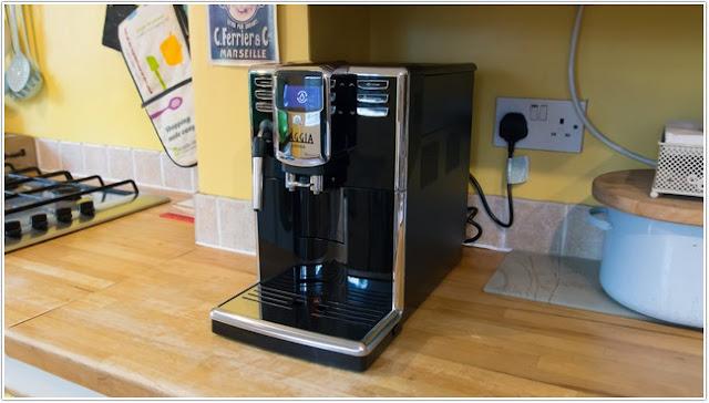 Cappucino Gaggia Anima;Coffee and Cappuccino Maker In One;