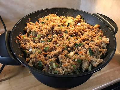Paul Out Did Himself – Nasi Goreng (Indonesian Fried Rice)