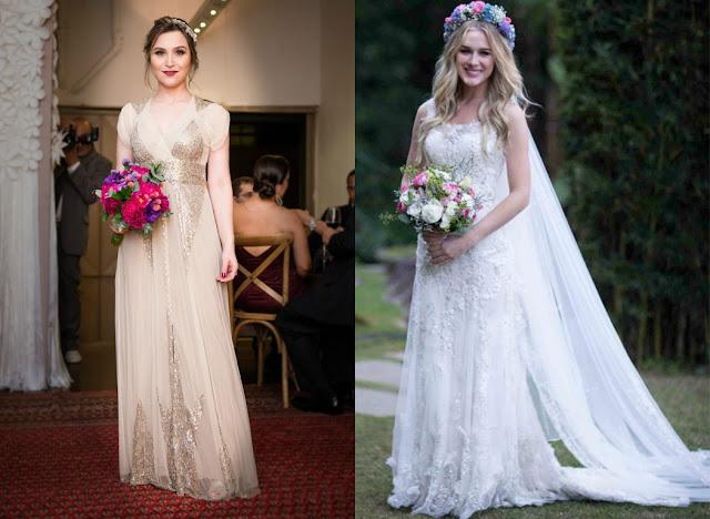 vestido de noiva chata de galocha, fiorella matheis
