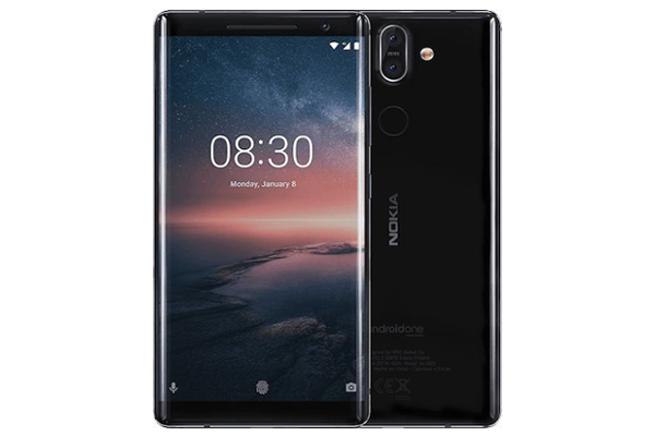 MWC 2018: Nokia 8 Sirocco launched