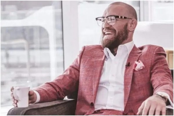 Conor McGregor named world's richest athlete