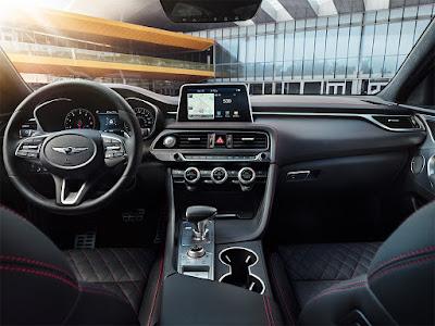 2021 Genesis G70 Review, Specs, Price