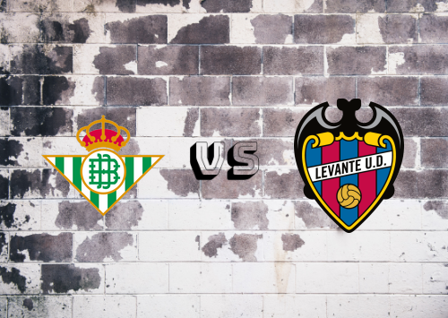 Real Betis vs Levante  Resumen
