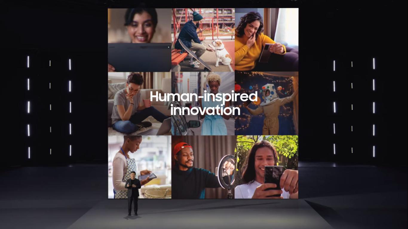 Replay presentazione ufficiale Samsung Galaxy S21