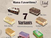 Varian Rasa Baru dan Harga Terbaru Inul Cake & Pastry