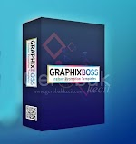 Jual Template Promosi Video & Grafik
