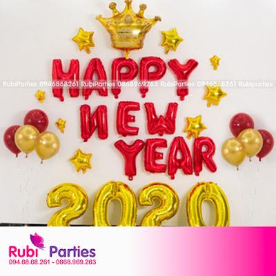 bong happy new year hpny45