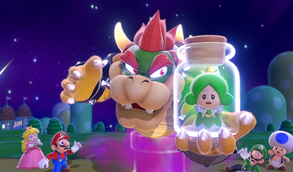 SUPER MARIO 3D WORLD - GUIDE TO SPECIAL LEVELS AND BONUSES