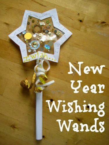 New Years Ideas in the classroom craft