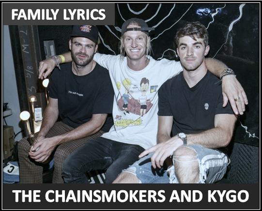 Family Lyrics