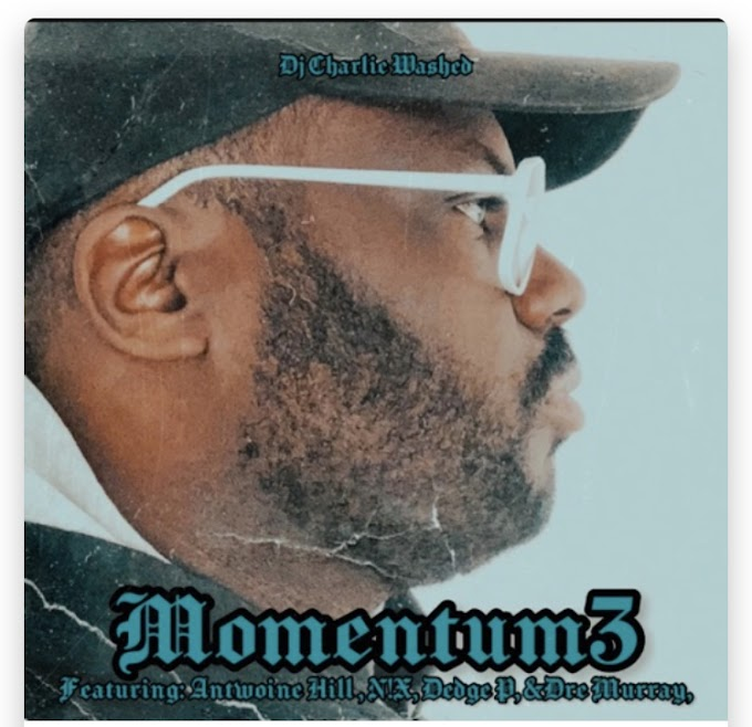 Listen To Momentum 3 By Dj Charlie Washed