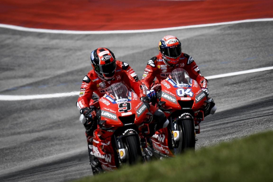 MotoGP 2019 : Tampil kompetitif di race COTA Amerika, Jack Miller targetkan bisa masuk tim pabrikan Ducati