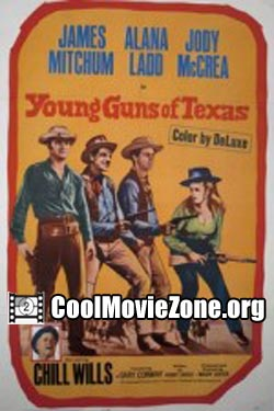 Young Guns of Texas (1962)