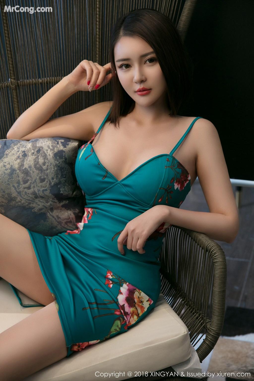 Image XingYan-Vol.028-MrCong.com-039 in post XingYan Vol.028: Người mẫu 廿十 (41 ảnh)